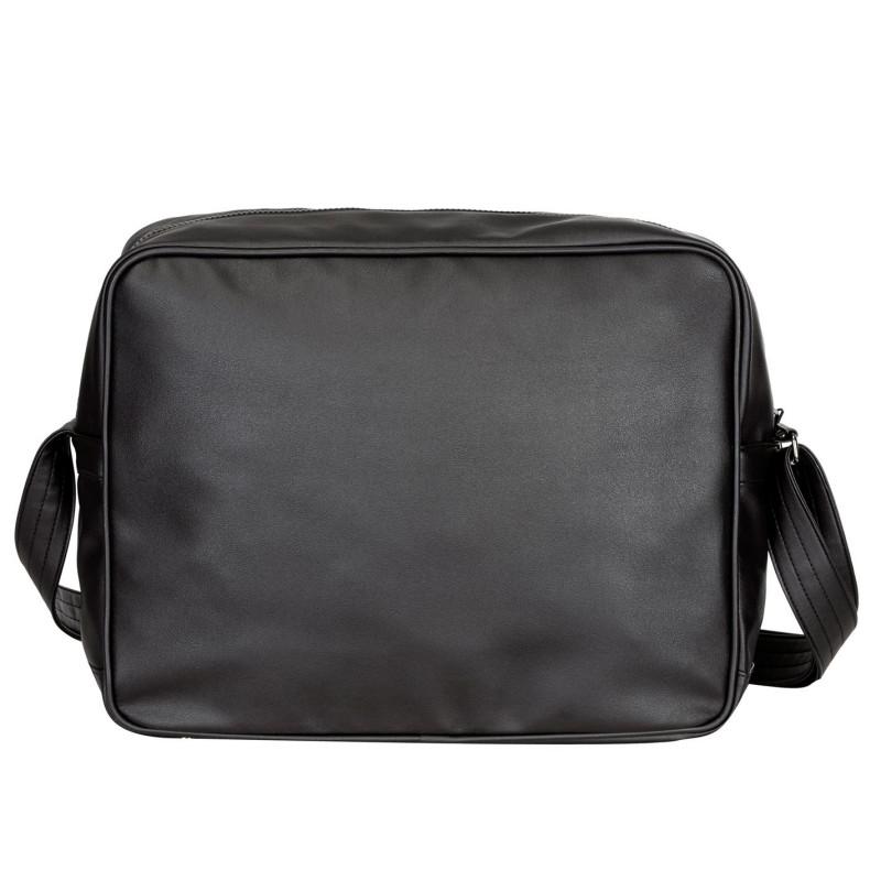 193b41b2afb Slazenger Чанта През Рамо С Цип Flash Flight Bag Black/Silver Чанти през  рамо