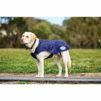 Weatherbeeta 1200D Exercise Dog Coat Navy  Магазин за домашни любимци