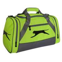 Slazenger Малък Сак Small Holdall Yellow/Charcoal Сакове за фитнес