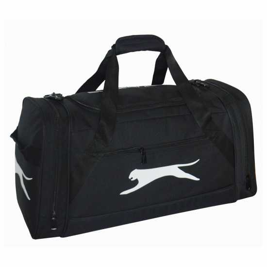 Slazenger Medium Holdall Black Сакове за фитнес