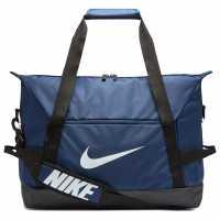 Nike Academy Team Soccer Medium Duffel Bag Navy Сакове