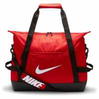 Sale Nike Academy Team Soccer Large Duffel Bag Red Сакове