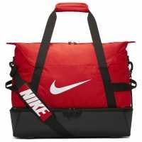 Nike Academy Team Soccer Medium Hardcase Bag Red Сакове