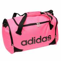 Adidas Linear Team Bag Small Pink Сакове за фитнес