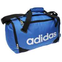 Adidas Linear Team Bag Small Blue Сакове за фитнес