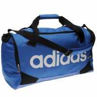 Adidas Linear Team Bag Medium Blue Сакове за фитнес