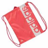 Adidas Linear Gymsack Pink Сакове за фитнес