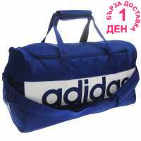 Adidas Linear Team Bag Ink/White Сакове за фитнес