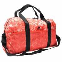 Adidas Graph Teambag Ladies Pink/Grey Дамски чанти