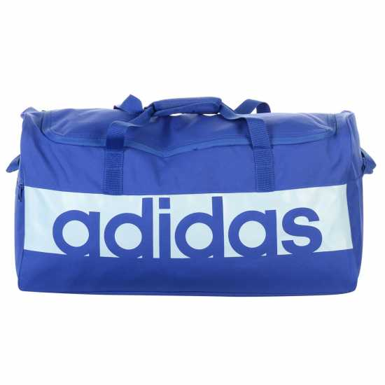 Adidas Linear Performance Teambag Medium Blue Сакове за фитнес