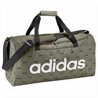 Adidas Linear Performance Teambag Medium Khaki AOP Сакове