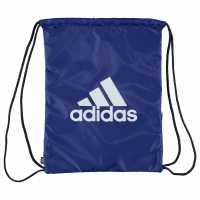 Adidas Чанта За Спорт Essentials Gym Sack Royal/White Сакове за фитнес