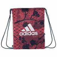 Adidas Чанта За Спорт Essentials Gym Sack Pink/Multi Сакове за фитнес