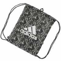 Adidas Print Gymsack Grey/White Сакове за фитнес