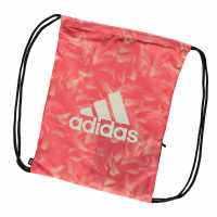 Adidas Print Gymsack Pink/White Сакове за фитнес