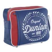 Dunlop Чанта През Рамо С Цип Flash Flight Bag Red/Blue Чанти през рамо