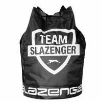 Slazenger Mesh Bag Black Футболни аксесоари