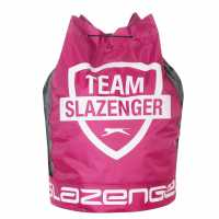 Slazenger Mesh Bag Pink Футболни аксесоари