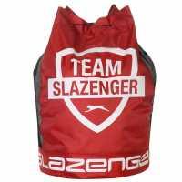 Slazenger Mesh Bag Red Футболни аксесоари