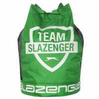 Slazenger Mesh Bag Green Футболни аксесоари