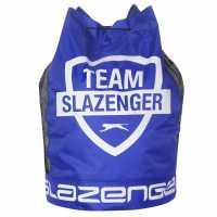 Slazenger Mesh Bag Blue Футболни аксесоари