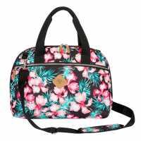 Soulcal Чанта През Рамо С Цип Ventura Flight Bag Tropical Чанти през рамо