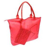 Under Armour Дамска Чанта С Дръжки Big Logo Tote Bag Ladies Pink Дамски чанти
