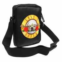 Rocksax Crossbody Bag GnR Roses Чанти през рамо
