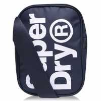 Superdry Side Bag Navy 11S Чанти през рамо