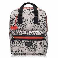 Radley Leopard Backpack Aluminium Ученически раници