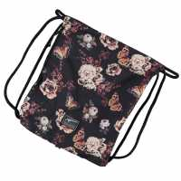 Puma Academy Gymsack Ld73 Black/Flower Дамски чанти
