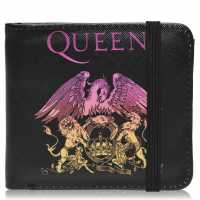Official Music Wallet Queen Bohemian Портфейли