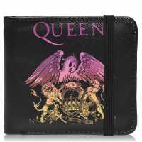 Official Music Wallet Queen Bohemian Портфейли