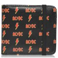 Official Music Wallet AC/DC Logo Портфейли