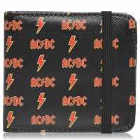 Official Music Wallet AC/DC Logo Портфейли