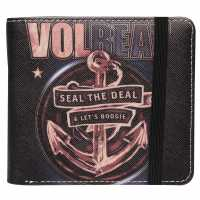 Rocksax Music Wallet Volbeat Портфейли