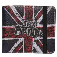 Rocksax Music Wallet Sex Pistols Портфейли