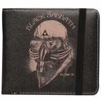 Rocksax Music Wallet Black Sabbath Портфейли