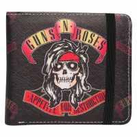 Rocksax Music Wallet Guns N Roses Портфейли