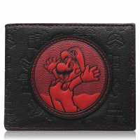 Character Mario Wallet Sn02 Super Bifold Портфейли
