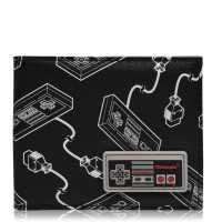 Character Ninten Wallet Sn02 NES Bifold Портфейли