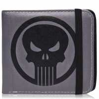 Character Marvel Wallet Mens Punisher Портфейли