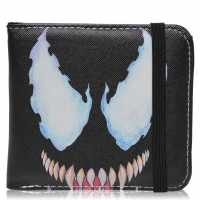 Character Marvel Wallet Mens Venom Портфейли