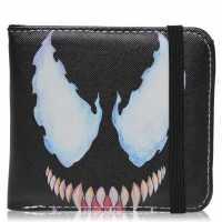 Character Marvel Wallet Mens Venom Портфейли