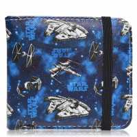 Character Star Wars Wallet Mens Millenium Портфейли