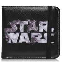 Character Wars Wallet Sn04 SW Logo Портфейли