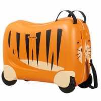 Usc Dream Rider Dream R Ride On Case 00 Orange Tiger Куфари и багаж