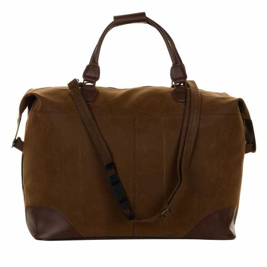 Kangol Чанта Overnight Holdall Brown Сакове за фитнес