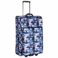 Hot Tuna Graphic Suitcase Surf Photoprint Куфари и багаж