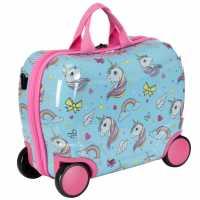 Star Wheelie Case Unicorn Fantasy Куфари и багаж